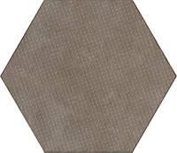 Плитка Атем для пола Atem Hexagon Dublin Mix B 400 х 400 (Гексагон Дублин напольная бежевая)