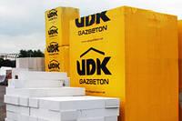 Газоблок Газобетон ЮДК (UDK)