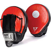 Лапы TITLE Boxing Incredi-Ball Beefy Punch Mitts