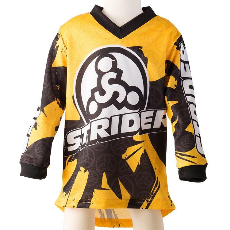 Велореглан Strider (джерси) жёлтый на 4 года