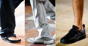Обувь мужская осень-весна-лето