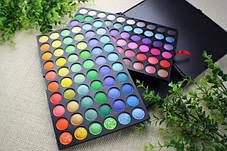 Професcиональная палитра теней 120 цветов №1 Палитра/палетка теней, фото 3