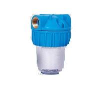 """Фильтр для воды MIGNON 2P 5"""" 1/2"""" прямой (c дозатором) HD"""