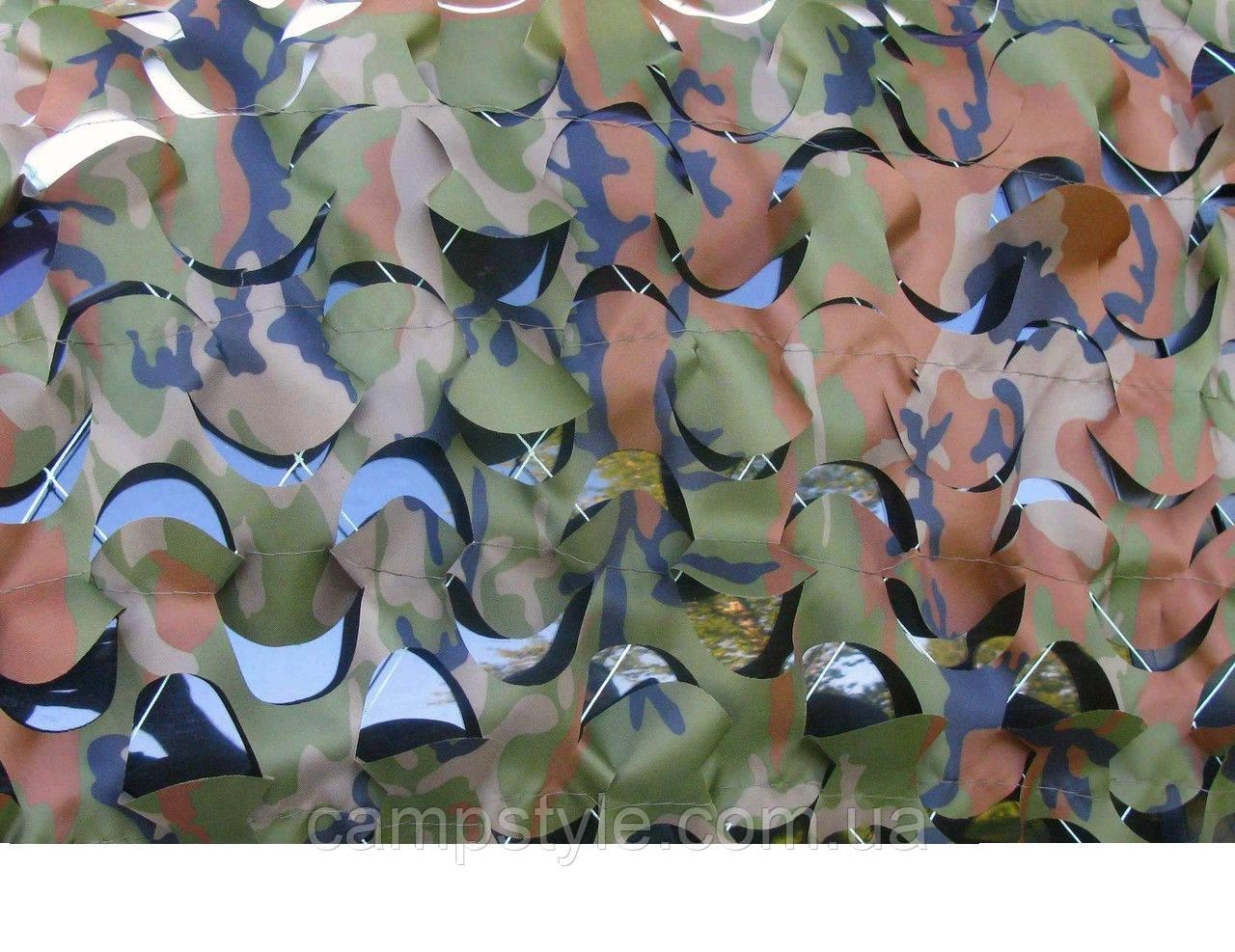 Сеть маскировочная Shelter Camo 1.5 x 6