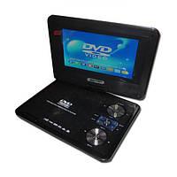 Плеер портативный DVD-DS-799 с ТВ чёрный