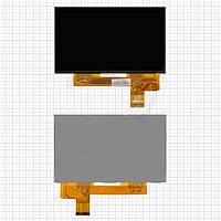 Дисплей (LCD) для планшета Hyundai X700, 40 pin, оригинальный