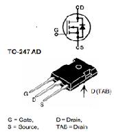 Транзистор IRFP460