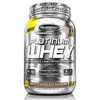Muscletech Platinum 100% Whey 900 грамм