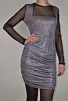 Платье с люрексом (WZ1517)