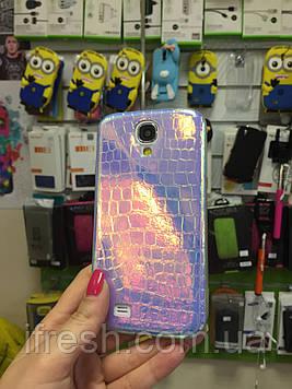 Чехол силиконовый Хамелеон для Samsung Galaxy S4 #1