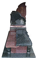 Пам'ятник одинарний 1098, фото 1