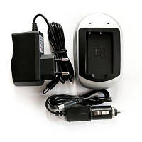 Зарядное устройство для фото PowerPlant Olympus Li-40B, Li-42B, D-Li63, KLIC-7006, EN-EL10, NP-45 (DV00DV2043)