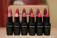 Матовая Помада MAC lustre lipstick