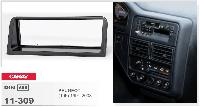 Рамка переходная Carav 11-309 Peugeot (106) 91-03 1DIN