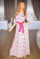 Женское стильное платье ВХ8017, фото 1