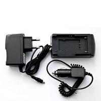 Зарядное устройство для фото PowerPlant Olympus Li-40B, Li-42B, Casio NP-20, EN-EL8, KLIK-7000, NP-F (DV00DV29