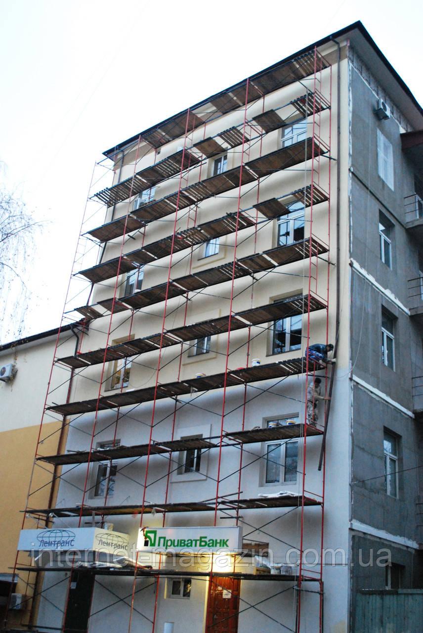 Леса строительные - OOO УТД Техпромпроект в Киеве