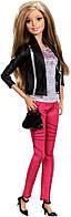 Кукла Барби  Модница Делюкс (Barbie Style Doll, Black and Silver Jacket  Днепропетровск, фото 1