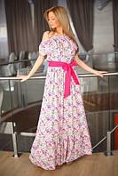 Женское длинное платье ВХ8010, фото 1