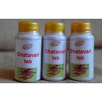 Shatavari, Шатавари Shri Ganga  Регулирует Менструальный Цикл, Снимает Боли 120 Табл.