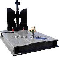 Пам'ятник подвійний 2075