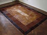 Шкіряні килими на замовлення з Аргентини, фото 2