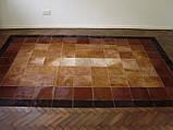 Шкіряні килими на замовлення з Аргентини, фото 3