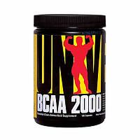 Universal Nutrition BCAA 2000 120 капс.