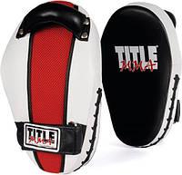 Лапы-макивары TITLE MMA Contoured Strike Pads