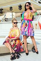Женское короткое платье ВХ5007