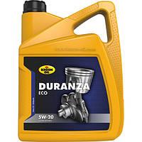 Синтетическое моторное масло Kroon Oil Duranza ECO 5W20