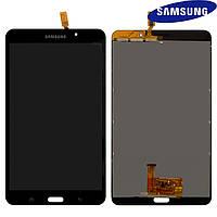 Дисплей + touchscreen (сенсор) для Samsung Tab 4 7.0 T231, 3G, черный, оригинал