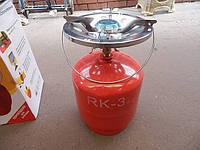 Газовый балон с горелкой  Superplast bk Ukraine  8 литров