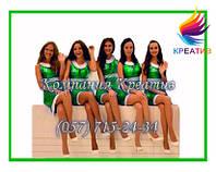 Платья, сарафаны для рекламных акций под заказ (от 50 шт.) с НДС