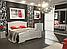 Кровать двуспальная Инесса ТМ Неман, фото 5
