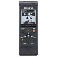 Цифровой диктофон OLYMPUS VN-741PC 4GB Black (V415111BE000)