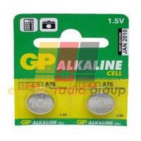 Батарейка годинник GP 76-U10 Alkaline G13, LR44