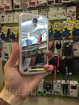 Чехол силиконовый Зеркало для Samsung Galaxy S4