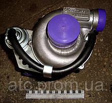 Турбокомпрессор ТКР 6.1-01 с компенсатором Д-245.7, 245.9 ПАЗ