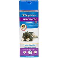 Four Paws Magic Coat Reduces Odor Shampoo - Шампунь нейтрализующий неприятный запах шерсти собак 473 мл