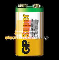 Батарейка GP 1604А-S1 Alkaline 6LF22, крона 9V