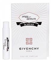 Парфюмированная вода Ange ou Demon le Secret Givenchy 1ml (пробник)