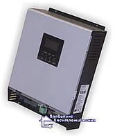 Гібридний інвертор ( ДБЖ ) 3000ВА, 48В + МППТ контролер 50А, Axpert MKS 3К-48, фото 1