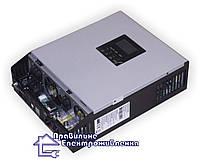 Гібридний ДБЖ 3000ВА, 24В + МППТ контролер 50А, Axpert MKS 3К-24, фото 1