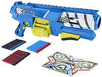 Бластер BOOMco. Spinsanity 3X Blaster