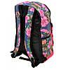 Яркий женский рюкзак в цветах, фото 2