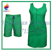 Одежда для промоакций сарафан, шорты (под заказ от 50 шт) с НДС