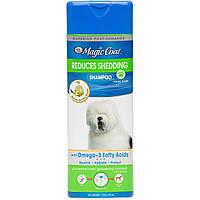 Four Paws Magic Coat Reduces Shedding Dog Shampoo - Шампунь для собак с Омега 3 жирными кислот 946мл (FP97193)