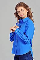 Блуза на пуговицах высокого качества