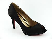 Туфли супер скидка черные